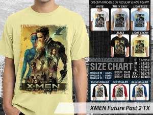 Kaos XMEN Wolverine Couple, Kaos Wolverine XMEN Days of Future Past