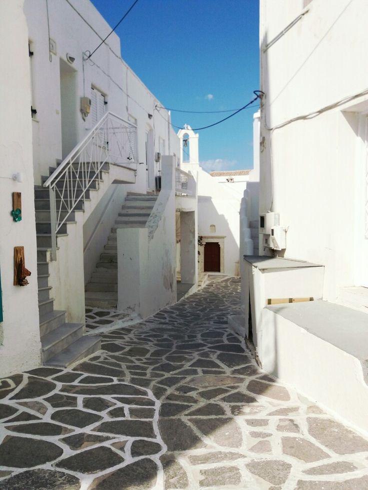 Paroikià,Kyklades, Greece.