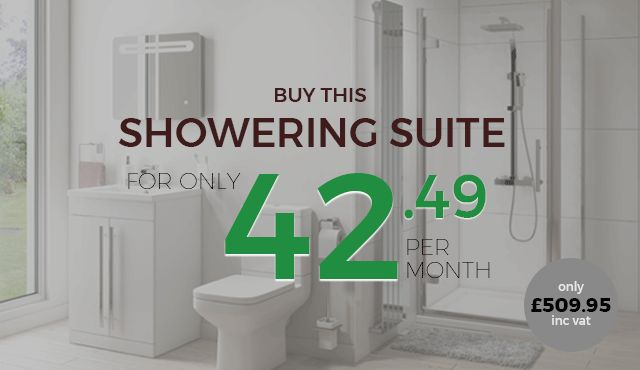 Superb Shower suites at great prices