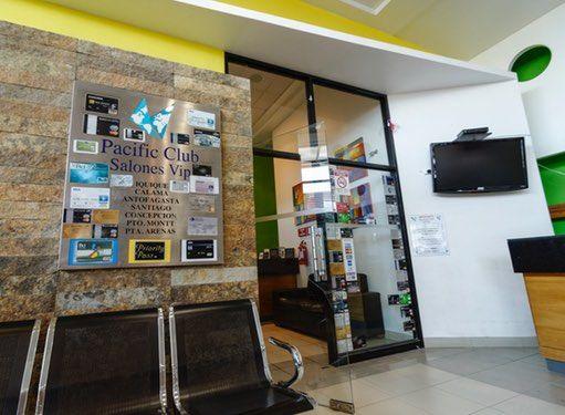 Pacific Club Salones VIP en Aeropuerto Internacional Diego Aracena (IQQ) in Iquique, Tarapacá, Chile