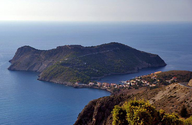Asos,Kefalonia, Greece