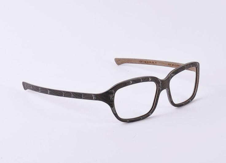 W-eye_mod 401- Design: Ma-wood Lab - Wood: Etna