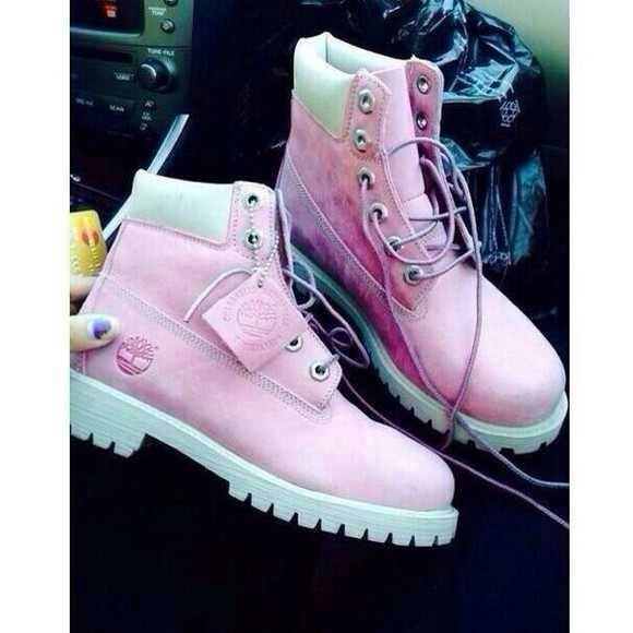 Pink tims