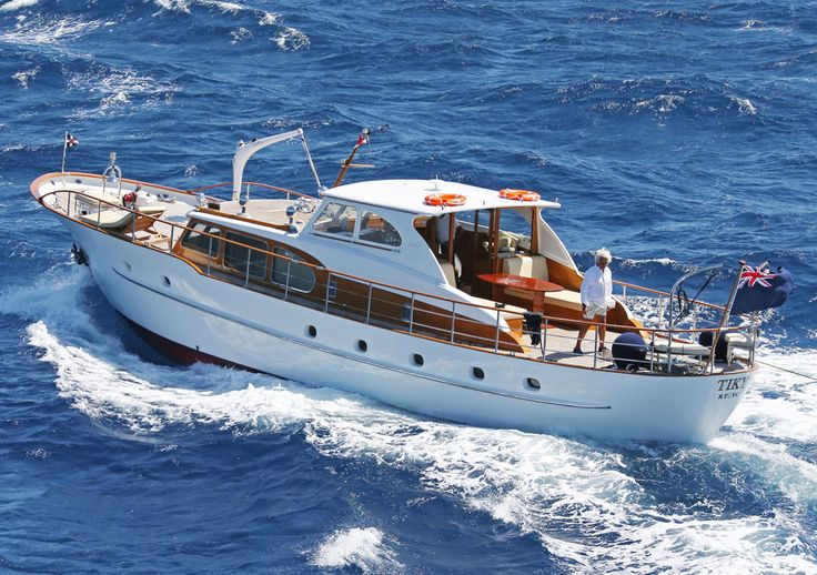Feadship 62 ft Motor Yacht 1961 boat