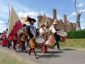 Lots coming up at fabulous Kentwell Hall in lovely Long Melford - get your diaries out! http://www.suffolktouristguide.com/Long-Melford/Kentwell-Hall-909.asp  Kentwell Hall, Long Melford