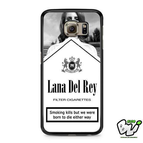 Lana Del Rey Cigarettes Samsung Galaxy S7 Case