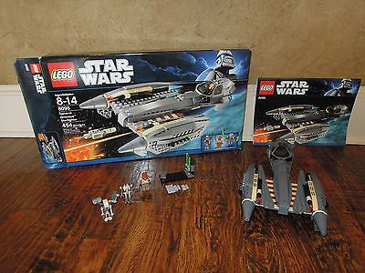 Lego Star Wars The Clone Wars 8095 General Grevious' Starfighter