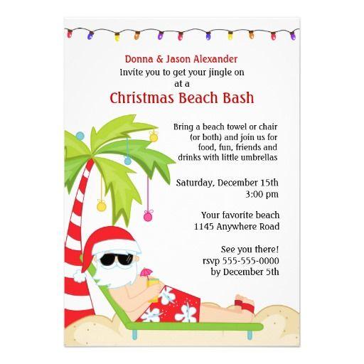 39 best Invitations de noel a imprimer images on Pinterest - free templates christmas invitations