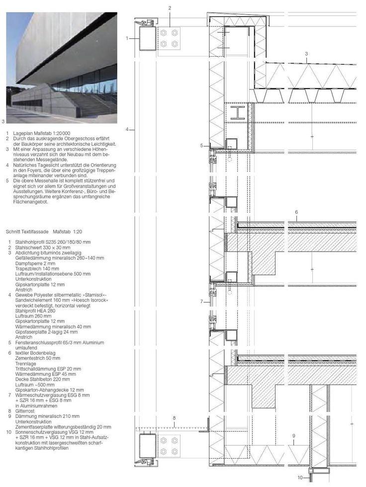 Detail Magazine Facades : Best construction details images on pinterest