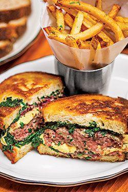 Best Burger - Montmartre - Best of New York Food 2014 -- New York Magazine