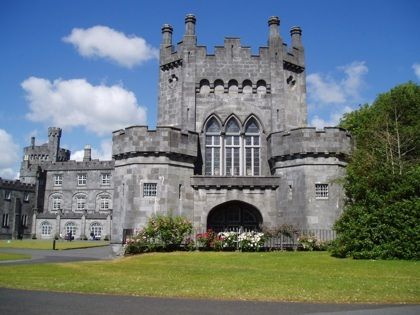 Kilkenny Castle in Ireland renovated