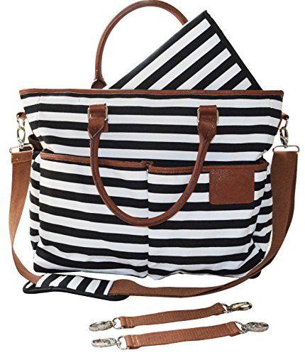 Diaper Bag for Stylish Moms (Multiple Color Options), Bla... http://www.amazon.com/dp/B01A7VPOKC/ref=cm_sw_r_pi_dp_NTNhxb1841WZW