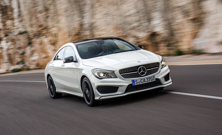 2014 Mercedes-Benz CLA250 / CLA250 4MATIC