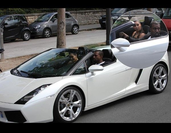 Lamborghini Gallardo (© Rex Features)