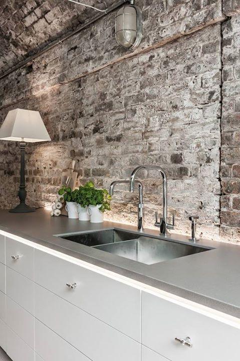 2752 best interior /kitchen images on Pinterest Home ideas - fliesen tapete küche
