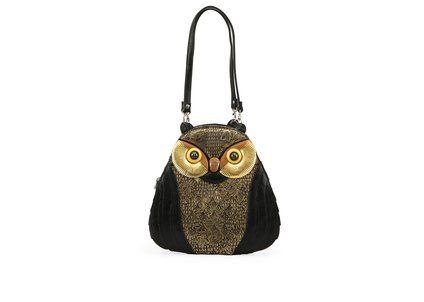 Originální kabelka LYDC ve tvaru sovy #handbag #owl #musthave