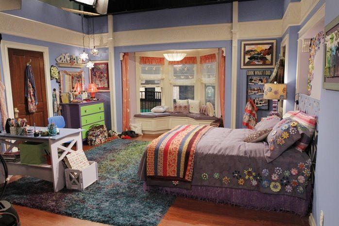 Riley Matthews' Bedroom