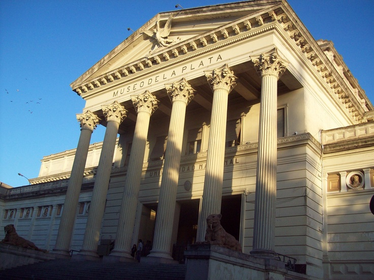 Museo cs naturales La PLata...Argentina