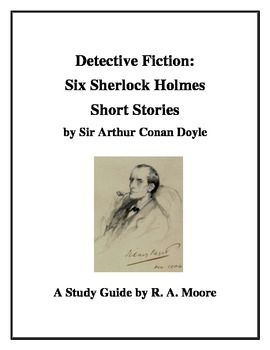 """Detective Fiction"": Six Sherlock Holmes Short Stories by"