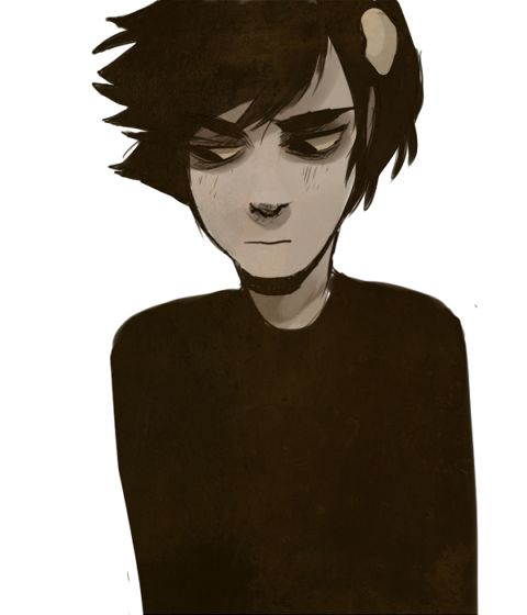 There's no denying it: I'm in love with a fictional troll named Karkat that I ship with other people