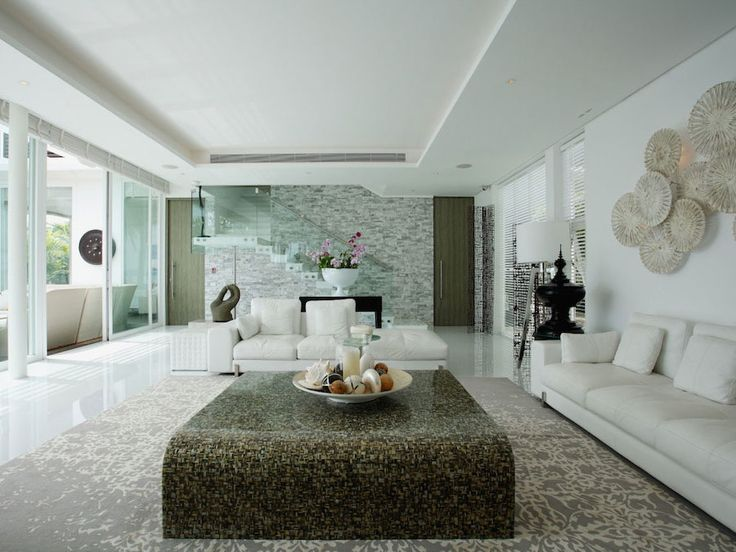 Luxury living room at Villa Kalipay Phuket http://www.thephuketvillas.com/villa/villa-kalipay-phuket/