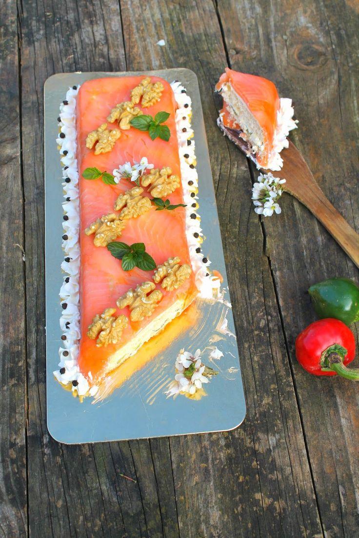 Pastel de salmón   Cocinar en casa es facilisimo.com