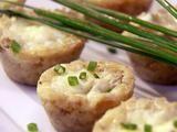 These i must try... Mini Artichoke and Gruyere Quiche Recipe : Paula Deen : Recipes : Food Network