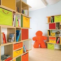 Kids Bedroom Storage