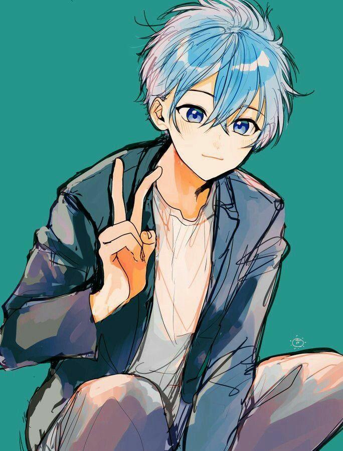 Pin by CloudCastle on Boy in 2020 Cute anime boy, Anime