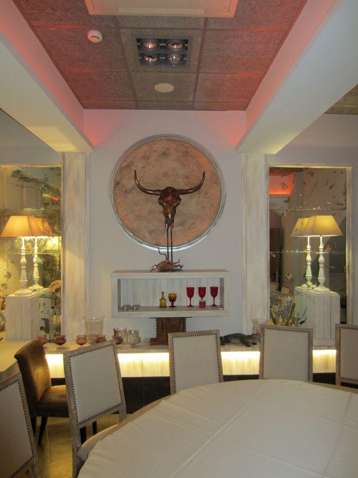 Comedor en el restaurante Aitzgorri de San Sebastián Donostia.  #restaurantes  #donostia #sansebastián