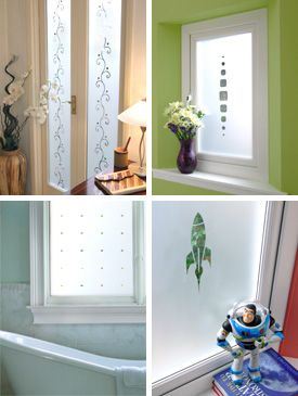 Frosted Window Film Gallery
