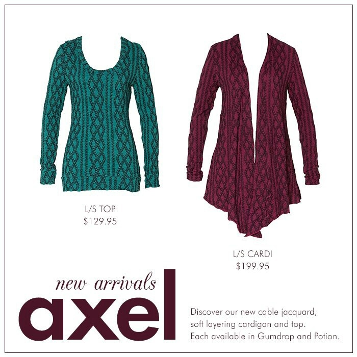 Metalicus Axel tops Winter 2013