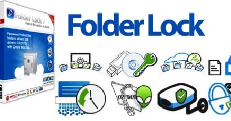 Folder Lock 7.7.0  Free Download For Windows is a great security application that allows you to password protect files, folders and drives. Encrypt your important files on the fly, backup files u4pc.com.