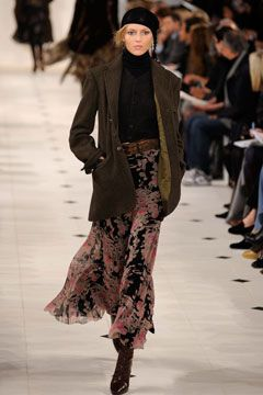 Ralph Lauren Fall-I would so wear this!