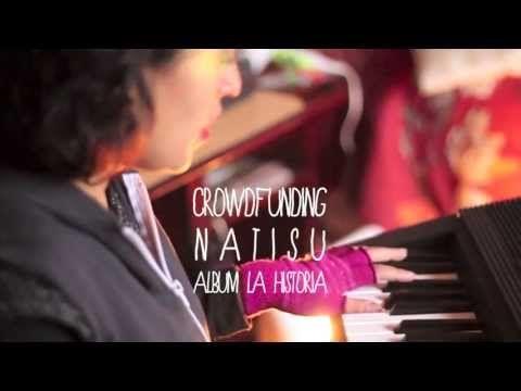 """Crowdfunding Natisú - nuevo disco """"La Historia"""""""
