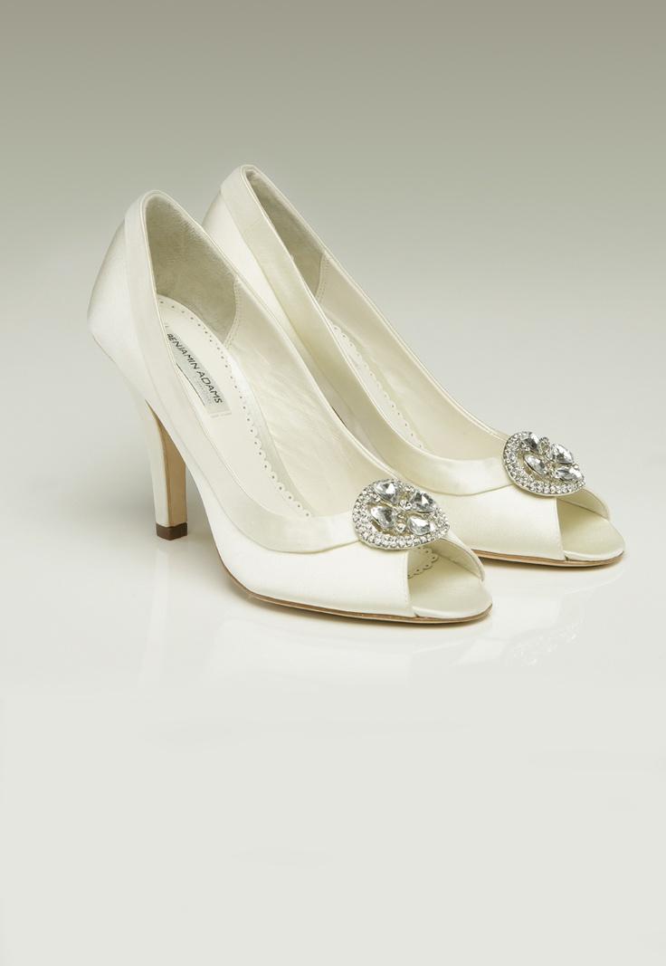 Benjamin Adams Exclusive Bridal And Evening Shoe Collection
