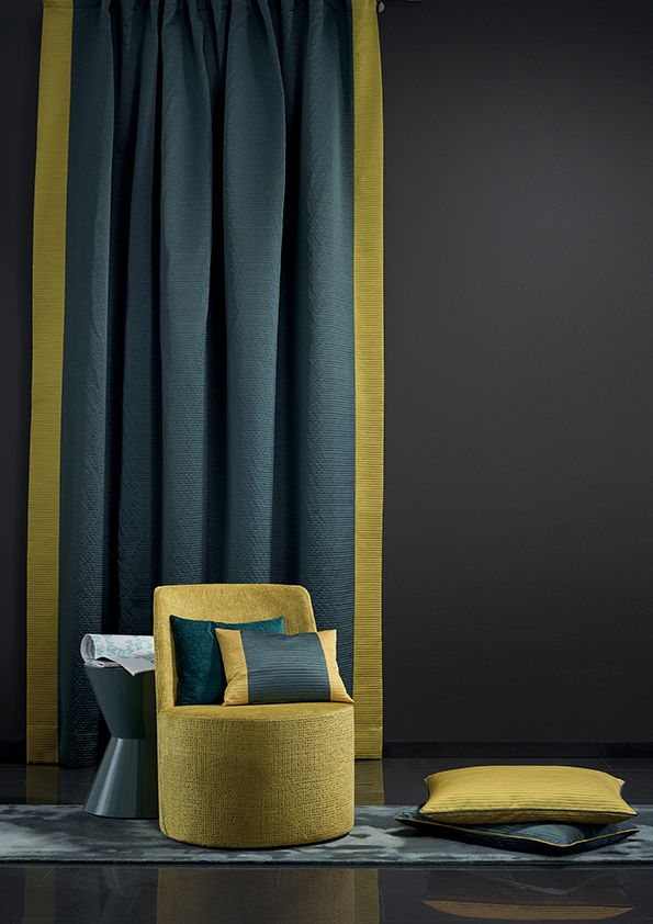 Kris Turnbull Studio - Exclusive Supplier of Sahco Fabrics