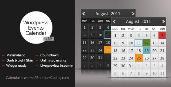 http://codecanyon.net/item/wordpress-multiple-events-calendar-with-countdown/461007?WT.ac=search_item&WT.oss_phrase=calendar&WT.oss_rank=16&WT.z_author=gljivec