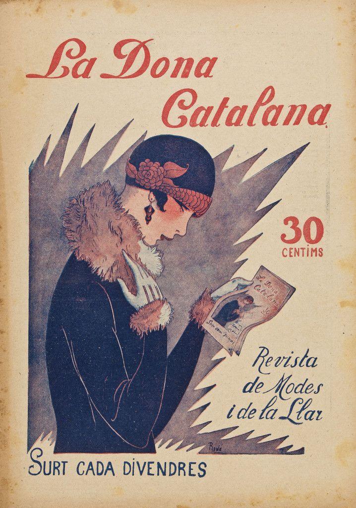 La Dona Catalana, fou una revista de modes, llar i labors barcelonina, publicada entre el 1925 i el 1938. Va ser una publicació que sortia cada divendres, i era editada per l'Editorial Bosch a Barcelona. Des del seu primer exemplar, el 9 d'octubre de 1925 fins a l'últim, el 16 de desembre de 1938 es van publicar un total de 681 números. La revista va arribar a tenir un suplement anomenat La Dona Catalana: Suplement de Labors.