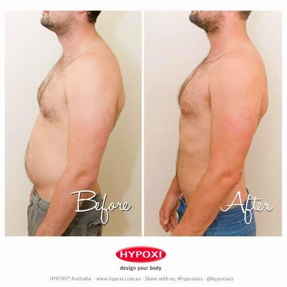 Hypoxi ile erkekler de fit olmanın keyfini kolayca yaşabiliyor... İşte Avustralya'dan başarılı bir örnek...