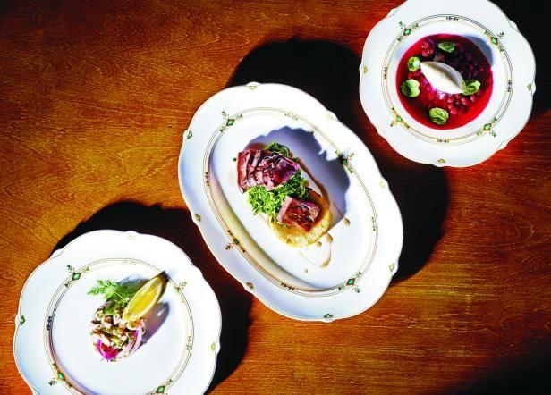 Yhdeksän loistavaa ravintolaa eri puolilta Suomea.