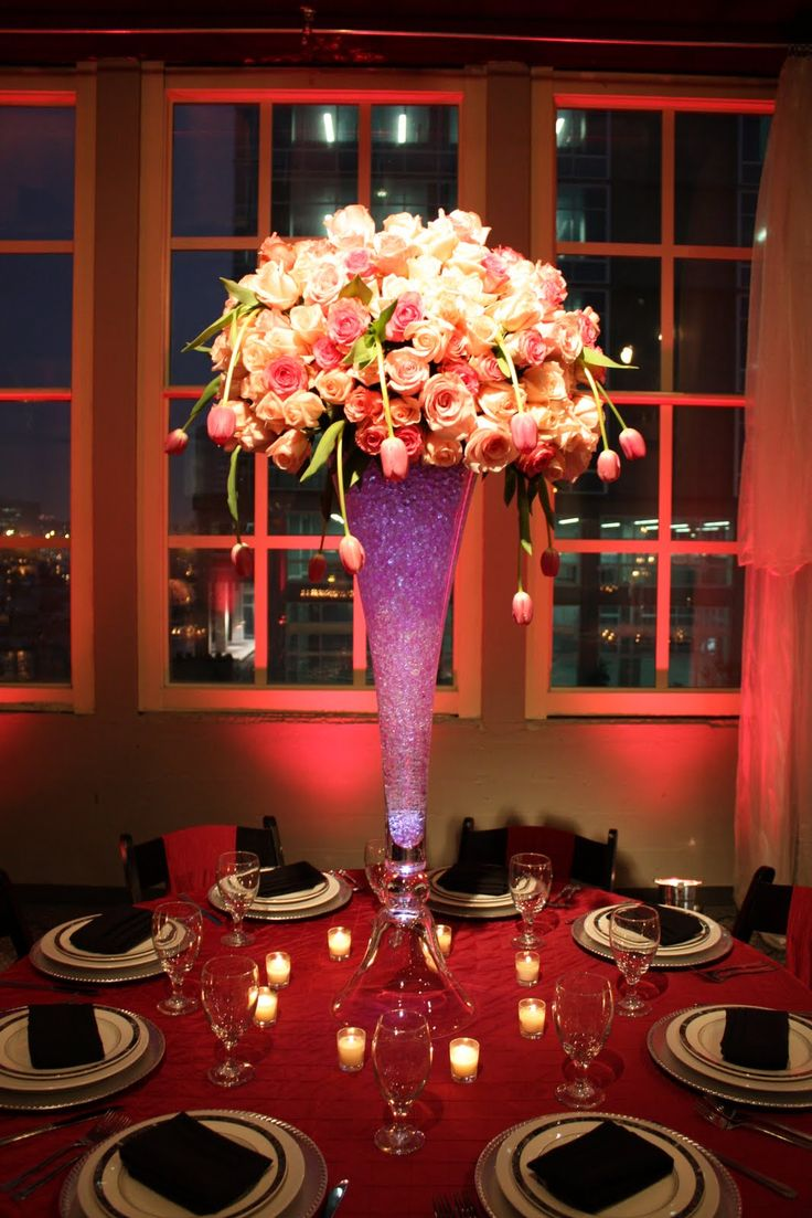 The best tall wedding centerpieces flowers