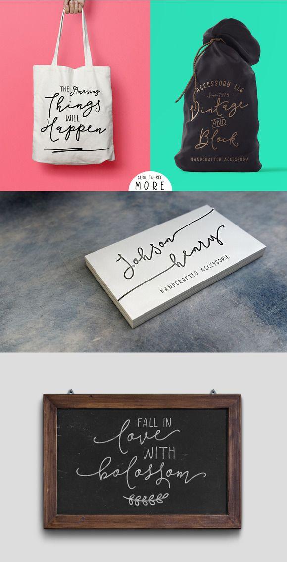Just Awesome TypefaceBonus 91 best Script