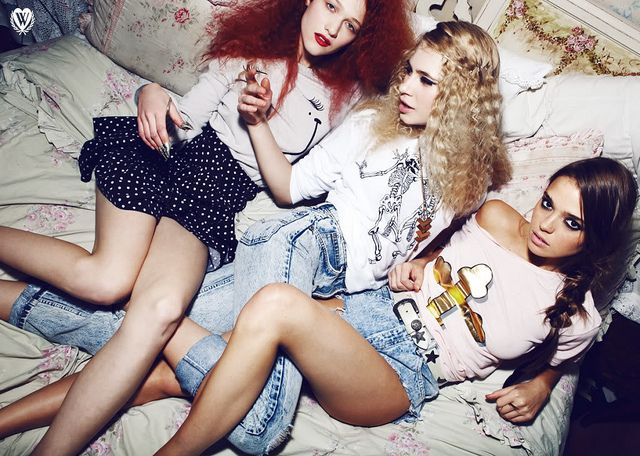 Wildfox Couture tops
