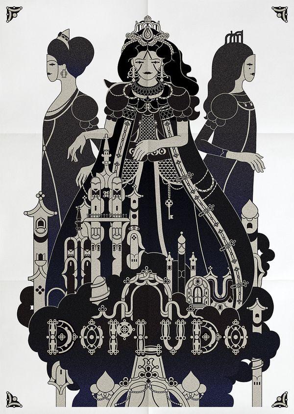 ..: Egor Kraft, Selfpromotion Posters, Picture-Black Posters, Gallery, Dopludo Collection, Kraft Artworks, Illustration, Posters Art, Dtfs Artworks
