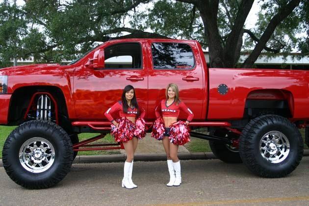 Girls like trucks. Yes we do! | Dont flatter yourself ...