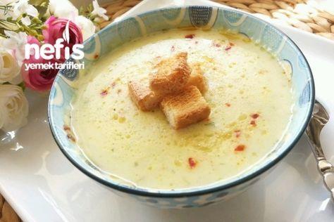 Muhteşem Kabak Çorbası (Kremalı Tadında)