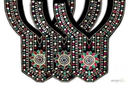 pakistani clothes neck designs