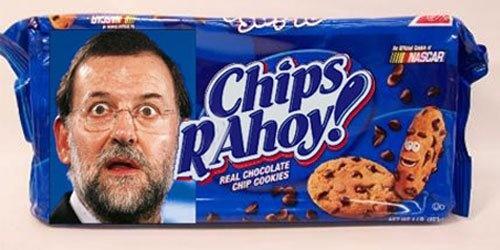Chips Rajoy!