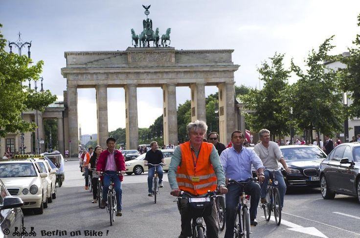 Sightseeing Radtour Berlin im Überblick